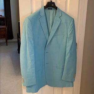Saddlebred Blue Sports Coat 42L